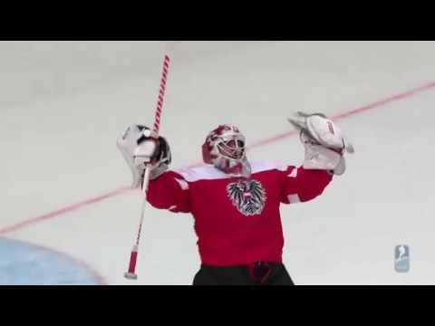 Хоккей ЧМ 2017 Украина - Австрия