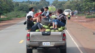 Travel from Dara Sakor Koh Kong back to Phnom Penh city