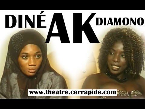 Diné Ak Diamono - Théatre Sénégalais - carrapide.com