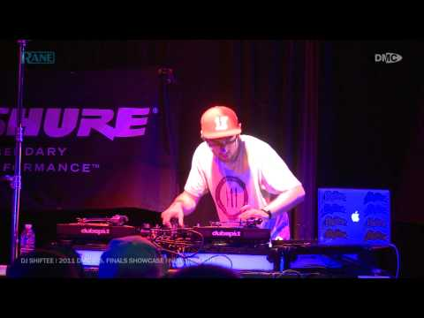 DJ Shiftee || 2011 DMC U.S. Finals Showcase (Full Set)