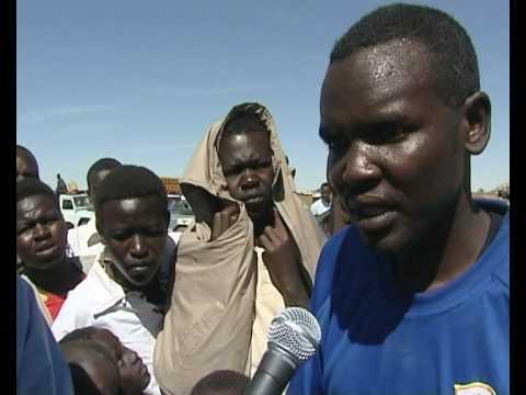 NewsNetworkToday: DARFUR: END RAPE & VIOLENCE AGAINST WOMEN (UNAMID)