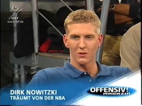 dirk nowitzki rookie year. Dirk Nowitzki 1997 1/2