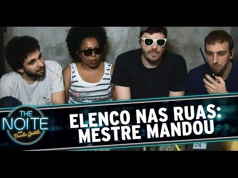 The Noite (29/10/14) - Mestre Mandou com Elenco do The Noite
