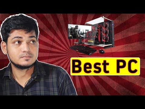 Best PC for Video Editing ? —Desktop computer for YouTuber