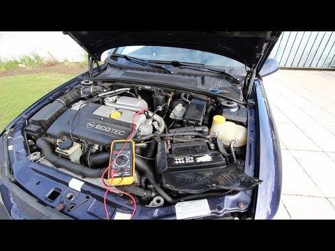 Fugas eléctricas en un coche
