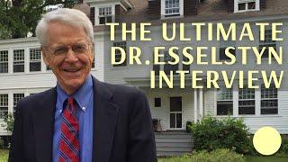 Dr. Caldwell Esselstyn explains healthy nutrition, reversing heart disease