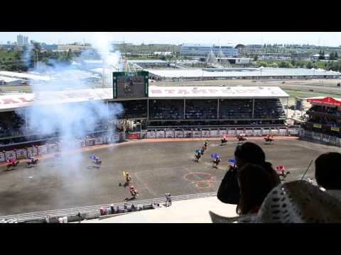 Calgary Stampede,  Rodeo stadium 2013