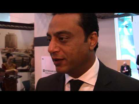 Ayman Lotfy, General Manager, Wyndham Grand Regency Doha