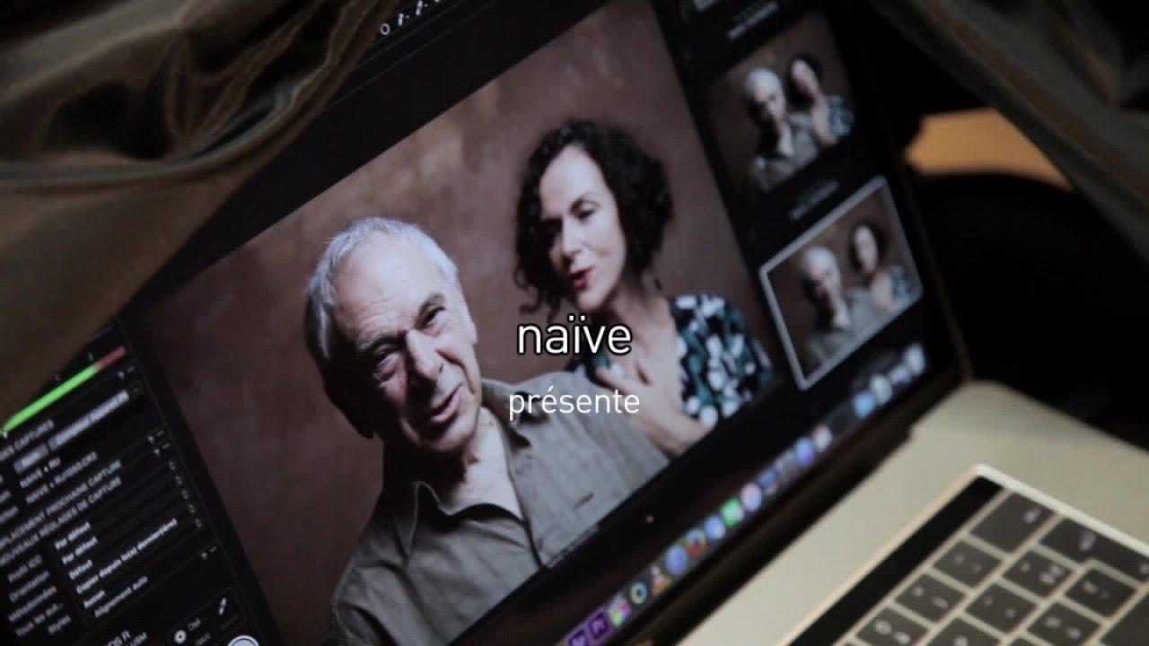 """René Urtreger, Agnès Desarthe - Nouvel album """"Premier rendez-vous"""" (20 octobre 2017) - EPK 4'"""