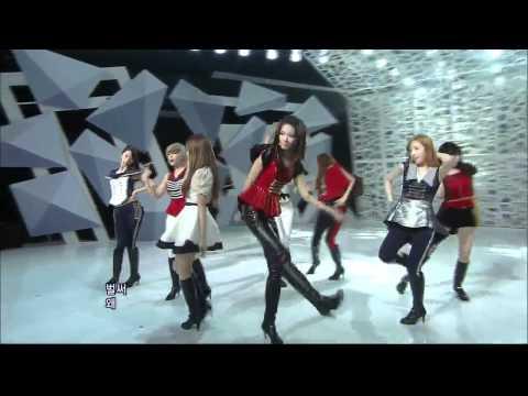 Snsd - The Boys (소녀시대-더보이즈) sbs Inkigayo 인기가요 20111030 video