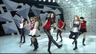SNSD - The boys (소녀시대-더보이즈) @SBS Inkigayo 인기가요 20111030