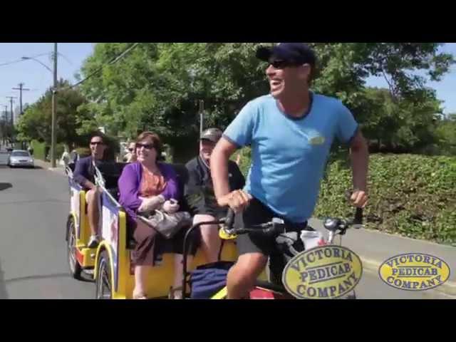 Victoria Pedicab Company