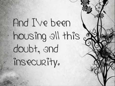 Relient K - Be my Escape lyrics