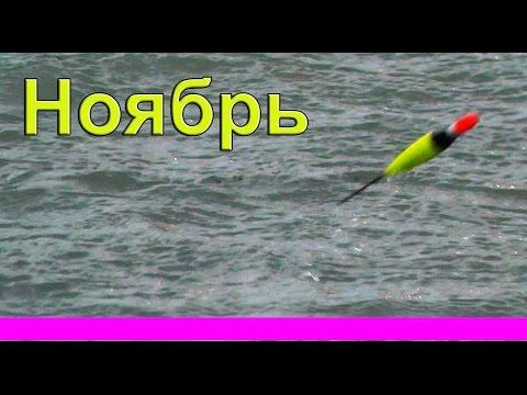 рыбалка при ветре видео