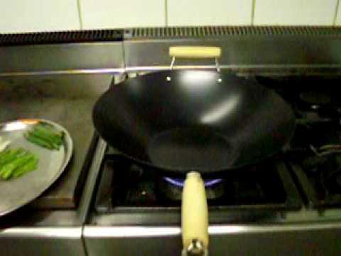 preparacion Vegetales
