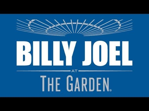 Billy Joel At The Garden Youtube