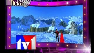 Poola Rangadu - TV1_ISHA CHAWLA IN POOLARANGADU