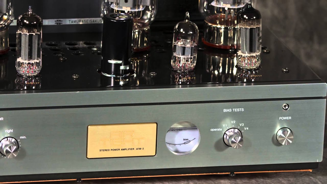 Air Tight Atm 2 Kt 88 Tube Amplifier If You Want To Go