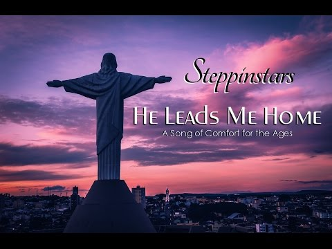 Easter - Jesus - Jerusalem - He Leads Me Home - Steppinstars - Christianity - Bible - Family