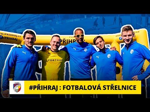 Fotbalová střelnice v Plzni
