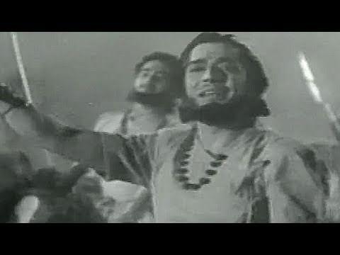 Vande Mataram - Hemant Kumar Pradeep Anand Math Patriotic Song...