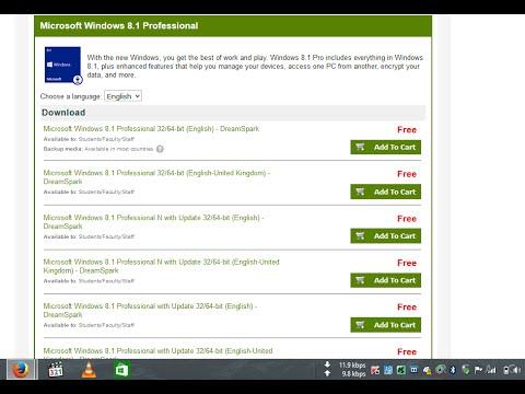 Windows 8.1 for free || وندوز 8.1 مجانا