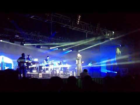 Reyli en la inauguración de la Feria Huamantla 2011!