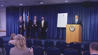 U.S. Attorney's announce multiple indictments