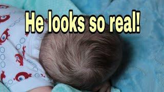 Phenomenal Reborn Baby Box Opening! AMAZING Realistic Baby Doll