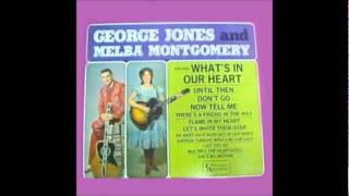 Watch George Jones Now Tell Me video