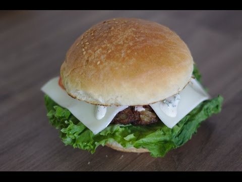 Гамбургер (Домашний кулинар)