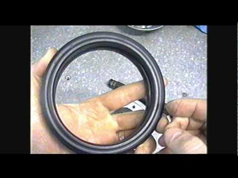 Snowblower Friction Disc Repair Part 1/2
