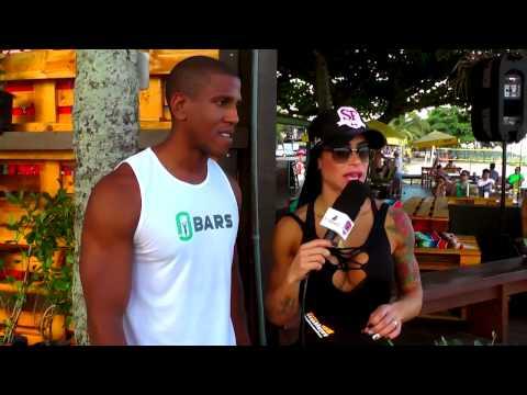 RJ Bars Street Workout no Programa Super Fitness com Fabi Frota - Parte 1 thumbnail