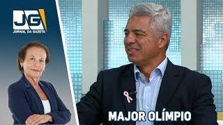 Major Olímpio, senador eleito (PSL), fala sobre a campanha