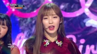 뮤직뱅크 Music Bank - 비밀정원 - 오마이걸 (Secret Garden - OH MY GIRL).20180112
