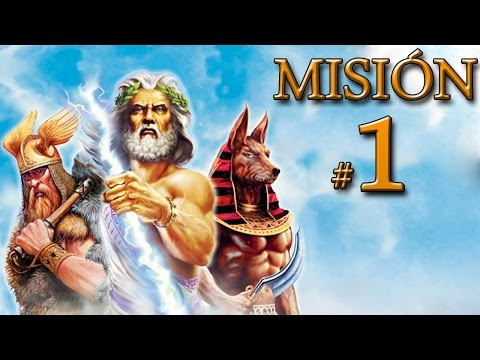 Age of Mythology - Misión 1: