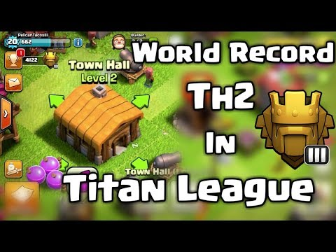 Th2 Titan league | Mysterious Player | Not a Private Server !