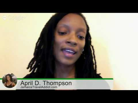 April Danielle's Jamaica How To Travel - Esp. 9 The Skychi Travel Guide Live