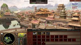 Age of Empires 3 China Gameplay 6