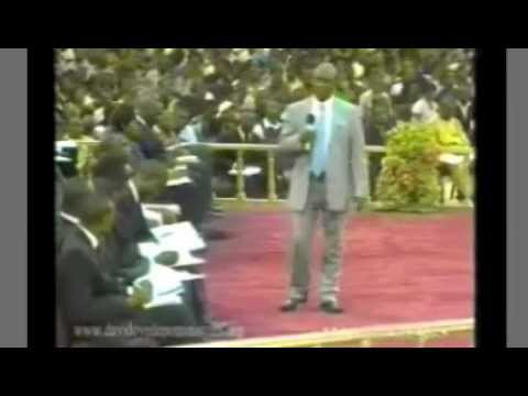 Bishop David Oyedepo- Maximizing the Blessings of a Prophetic movement