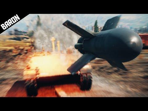 Chieftain vs MISSILES, Tier 5 (War Thunder Tanks Gameplay)