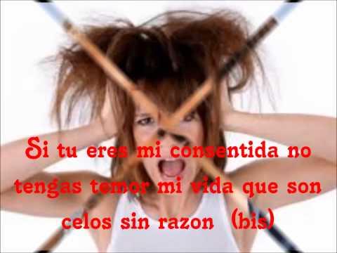 Celos Sin Razon -- Luis Alberto Posada -- Letra