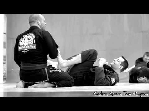 Carlson Gracie Team Hungary training Image 1