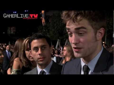 The Twilight Saga: Breaking Dawn Part 1 Premiere Red Carpet Interviews - Stewart, Pattinson & more