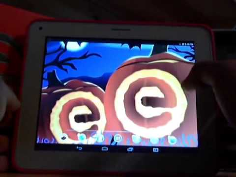 Tabeo e2 Kids Tablet Video Review