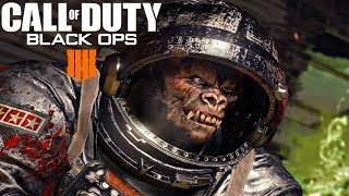 Call of Duty Black Ops 4 - The Grand Heist DLC BLACKOUT Gameplay