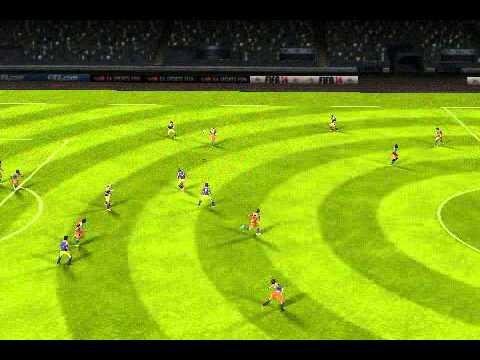FIFA 14 Android - Catamarca Juniors VS Swansea City