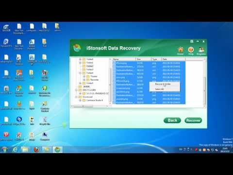 Data Recovery for Windows - Recover Deleted/lost/formatted Data from all Storage Media.