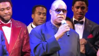 download lagu Berry Gordy, Smokey Robinson Speak; Stevie Wonder Sings At gratis