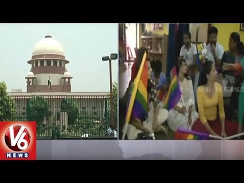 Supreme Court Hearing On Section 377 Proceedings To Continue Tomorrow | V6 News